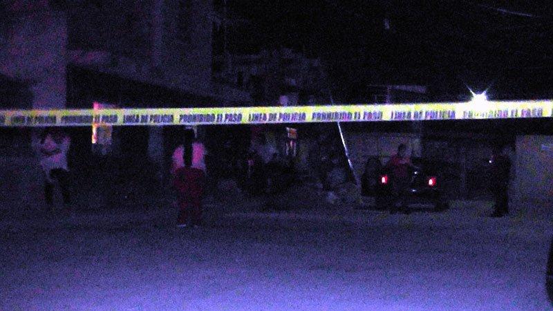 ¡Ejecutaron a un hombre dentro de su casa con un rifle AR-15 en Fresnillo!