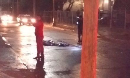 ¡Ejecutado un hombre por dos sicarios al llegar a su casa en la UH Lázaro Cárdenas!