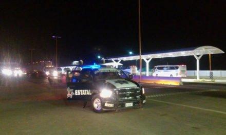 DE ULTIMA HORA: Policías Municipales de Jerez se enfrentan con delincuentes