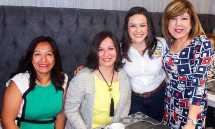 ¡Llevará Martha Márquez al Senado propuestas para el desarrollo productivo de las mujeres!