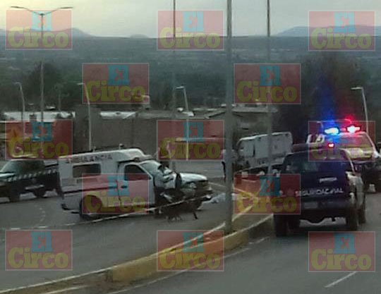 ¡Niño murió tras caer de una motocicleta en Río Grande, Zacatecas!