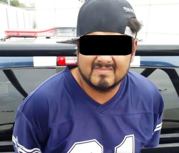 Presunto distribuidor de droga fue detenido en Pabellón de Arteaga