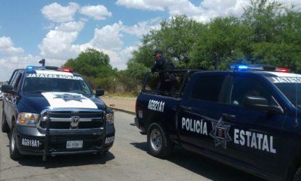 Recuperan elementos de la SSPE un vehículo con reporte de robo