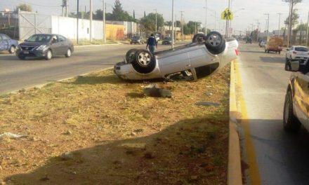 Se registró accidente en avenida Independencia