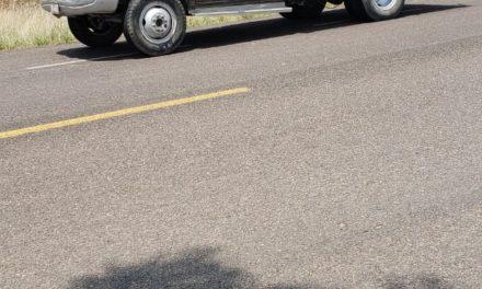Conducía una camioneta robada y fue detenido en Asientos