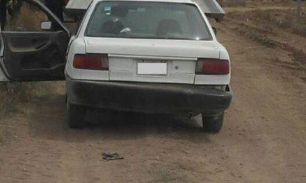 Fue detenido en El Llano  sujeto presuntamente dedicado al robo de vehículos