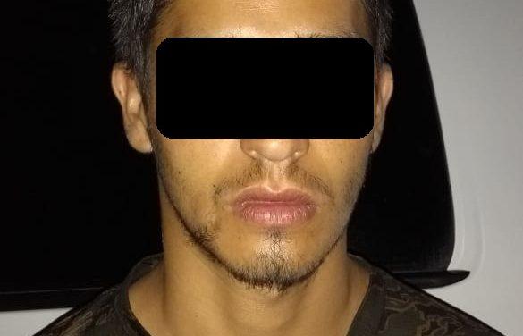 Capturan en Pabellón de Arteaga a dos sujetos en posesión de droga