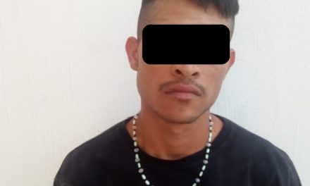 Detienen en Pabellón de Arteaga a sujeto en posesión de droga