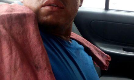Tras haber sido señalado por robo, fue detenido en una gasolinera de San Francisco de los Romo