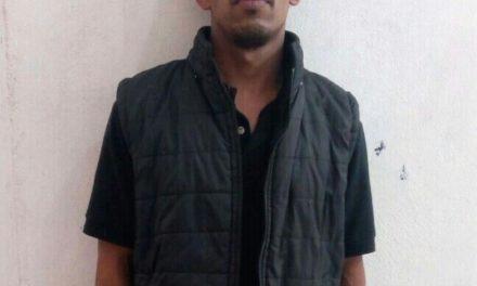 Presunto ladrón fue capturado en San Francisco de los Romo