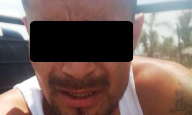 Capturan en Pintores Mexicanos a pareja en posesión de droga