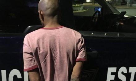 Desmantela la Policía Estatal presunta banda dedicada al robo de motocicletas