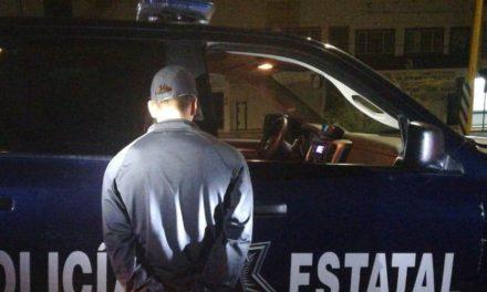 Capturan Policías Estatales a dos presuntos distribuidores de droga