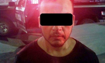 Presunto distribuidor de droga fue detenido en Calvillo