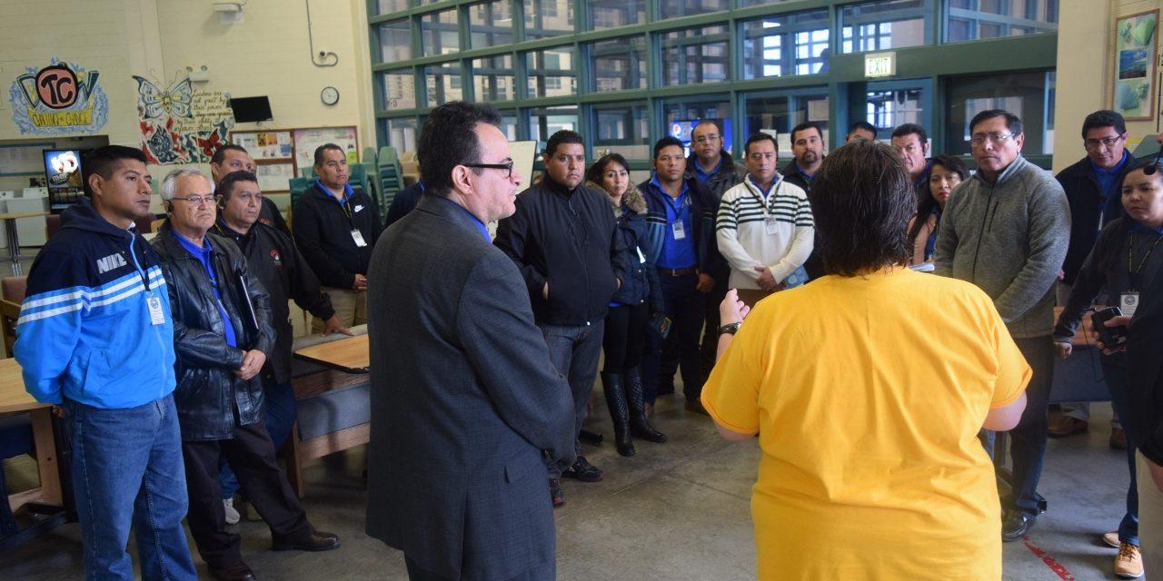 Recibe personal de la DGRS cursos de administración de penales y manejo de industrias penitenciarias en Estados Unidos