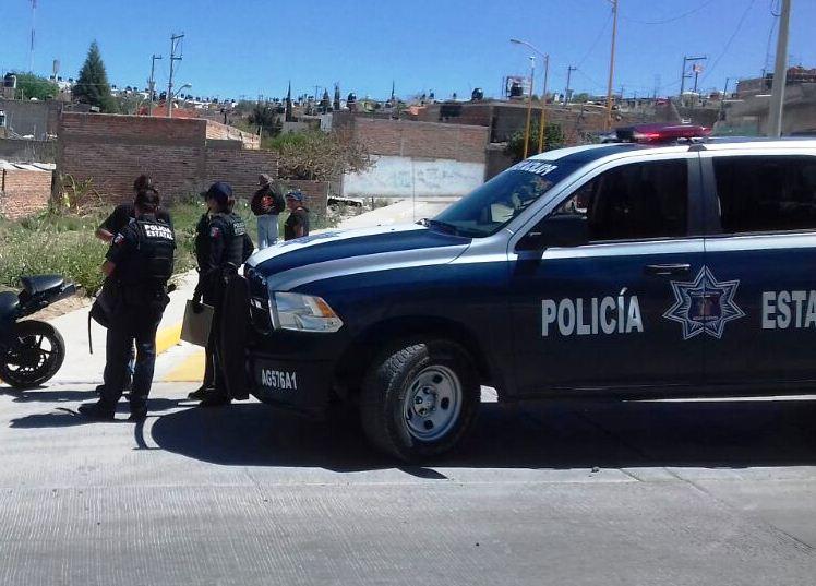 Recuperan elementos de la SSPE un vehículo reportado como robado