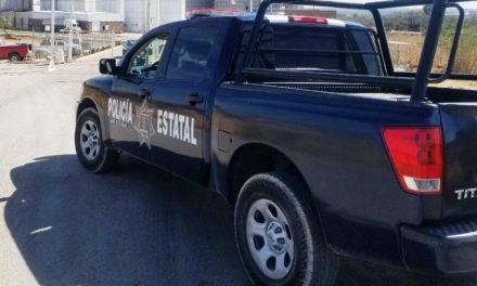 Capturan policías estatales a sujeto señalado por el delito de lesiones y portación de psicotrópicos