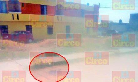"""¡""""El Chepe"""" fue ejecutado de dos balazos en la colonia Mi Pueblito en Calera!"""