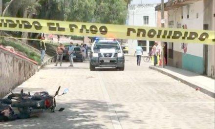 """¡Ejecutaron a """"El Grande"""" en la zona centro de Lagos de Moreno!"""