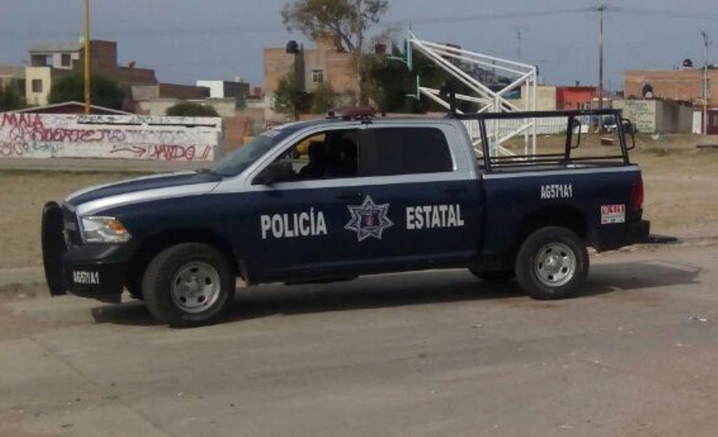 Detienen policías estatales a sujeto con más de 300 gramos de marihuana