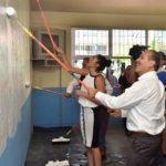 ¡Visitó el Gobernador el Jardín de Niños UNICEF!