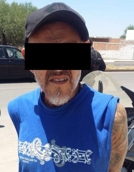 ¡Capturan a peligroso asesino de La Chona en Aguascalientes!