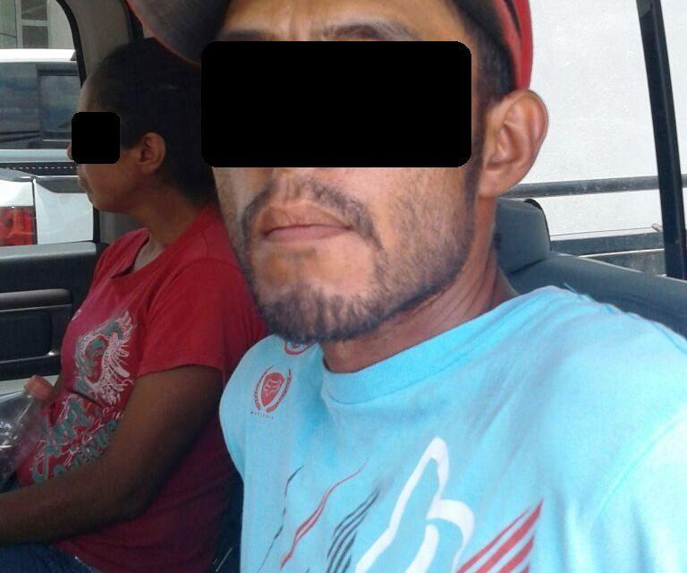 Dos personas detenidas por robo y daños en Pabellón de Arteaga