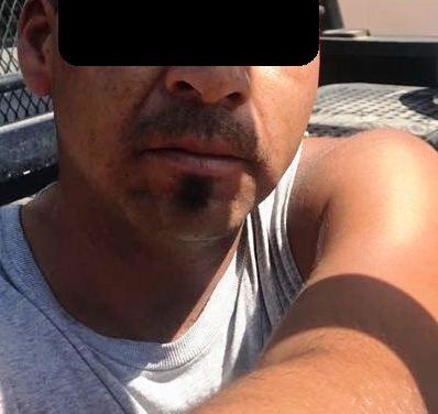"""Fue detenido """"El Puñe"""" con droga en Pabellón de Arteaga"""