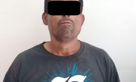 Dos detenidos por amenazas en Pabellón de Arteaga