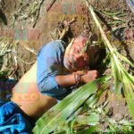 ¡Persona asesinada en Tepezalá estaba amordazado y maniatado con alambre recocido!
