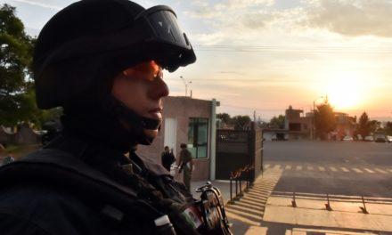 Menor de edad fue detenido por robo oportunista en Rincón de Romos