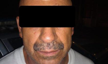 Aseguran en el municipio de Calvillo a un sujeto en posesión de droga