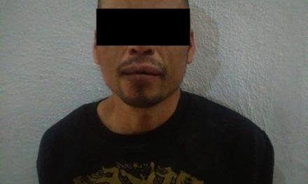 Fue detenida una persona acusada de lesionar a una joven y a un hombre de la tercera edad en el municipio de Tepezalá