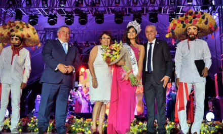 ¡Arranca la Feria de Los Chicahuales de Jesús María con la coronación de SGM Claudia I!