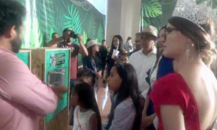 ¡Encabeza el Presidente de Jesús María el recorrido inaugural de la Feria de Los Chicahuales 2018!