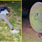 ¡Muere menor aplastado por un tubo de concreto para drenaje en Aguascalientes!