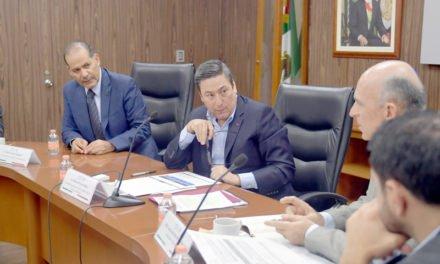 ¡Se reúne el Gobernador con titular de SAGARPA para impulsar acciones en el campo de Aguascalientes!
