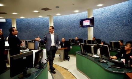 ¡Se consolida el uso de la tecnología en beneficio de la seguridad pública!