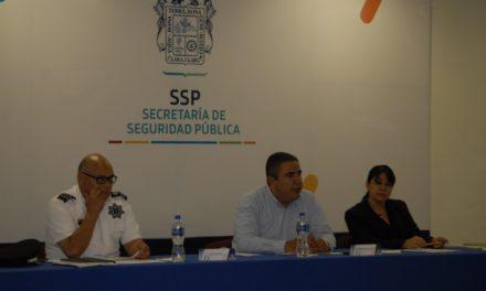 Trabajan SSPE y empresas de seguridad privada de manera coordinada
