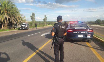 Se  blinda la frontera sur tras hechos registrados en Encarnación de Díaz, Jalisco