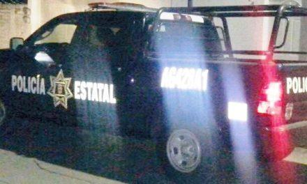 En Pabellón de Arteaga fue recuperada una motocicleta con reporte de robo