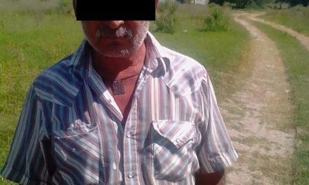 Detienen en el Municipio de Pabellón de Arteaga a sujeto que circulaba en motocicleta con placas sobrepuestas