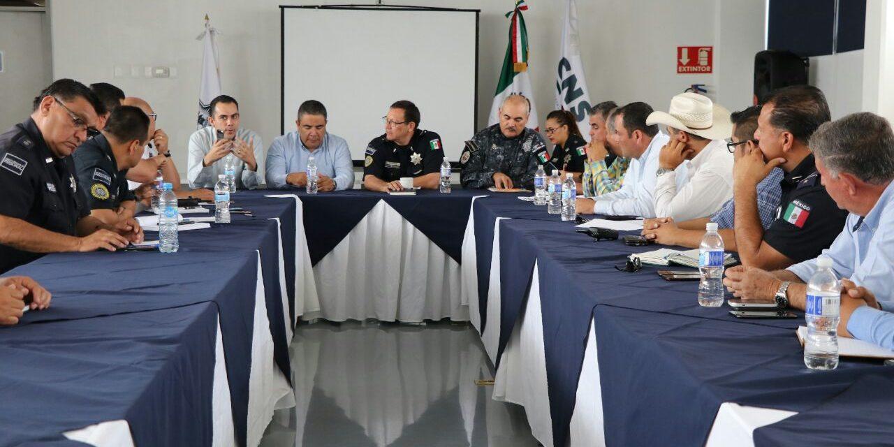 Coordinación interinstitucional y del sector pecuario en el combate al abigeato