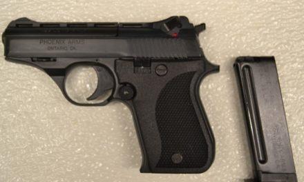 Elementos de la SSPE capturan en Calvillito a  sujeto que portaba un arma de fuego
