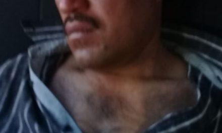 Fue detenido en Asientos una persona acusada de lesiones