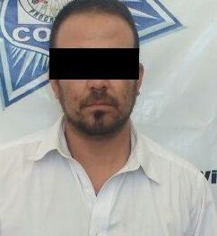 Presunto vendedor de droga fue detenido en el municipio de Cosío