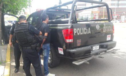 Presunto ladrón fue detenido sobre la avenida Universidad