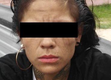 Mujer en posesión de 50 dosis de cristal, fue detenida en Peñuelas