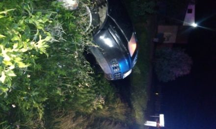 Se registró accidente vehicular en el Municipio de Tepezalá