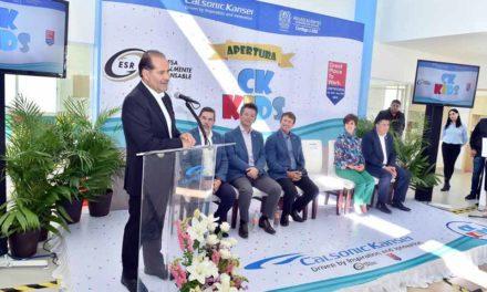 ¡Anuncia el Gobernador siete nuevos planteles educativos en el oriente de la ciudad capital!